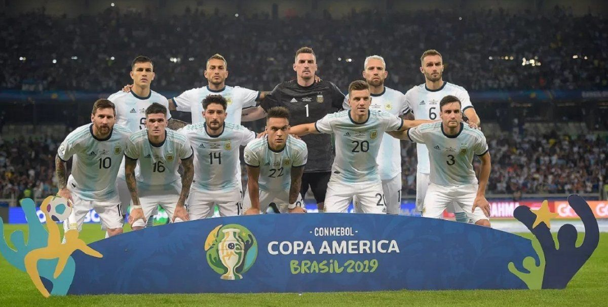Los cinco partidos de Argentina en la Copa América 2020