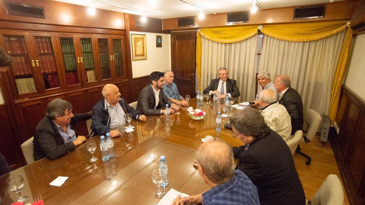 Los detalles del almuerzo entre Moyano y Fernández: reformas laborales y cargos en el gobierno