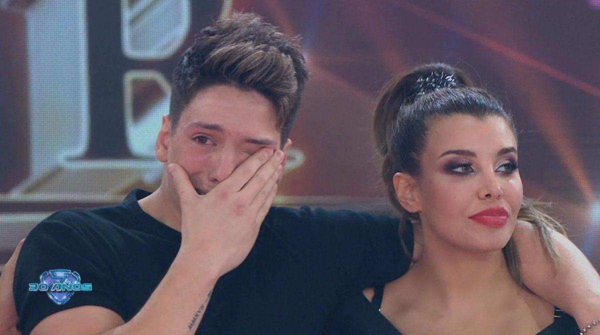 Charlotte Caniggia se despidió del Bailando 2019 a puras malas palabras: la reacción de Tinelli