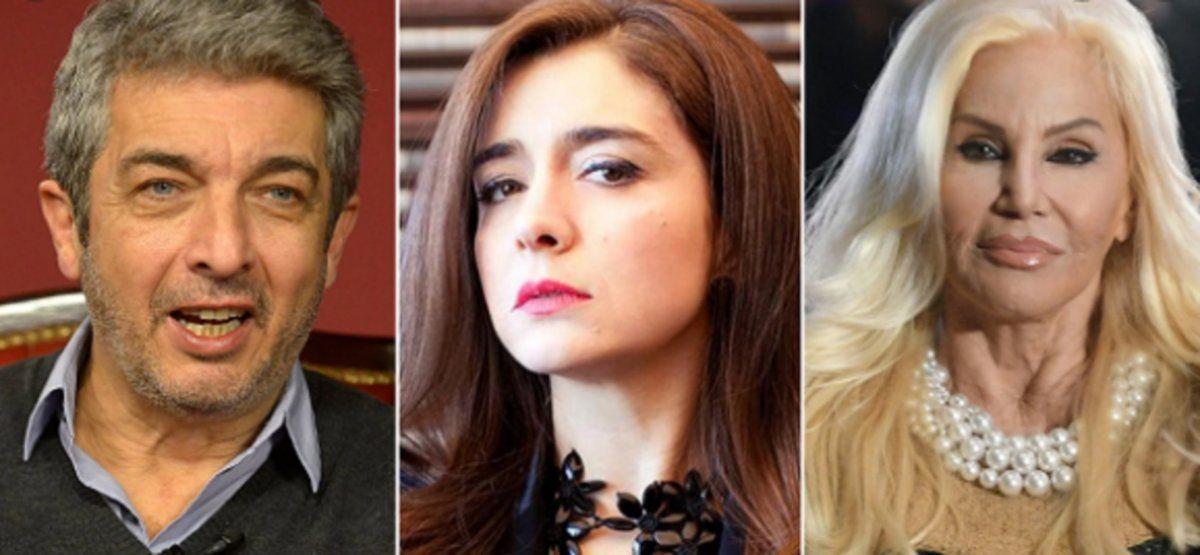 Ricardo Darín se metió en la polémica entre Susana Giménez y Érica Rivas