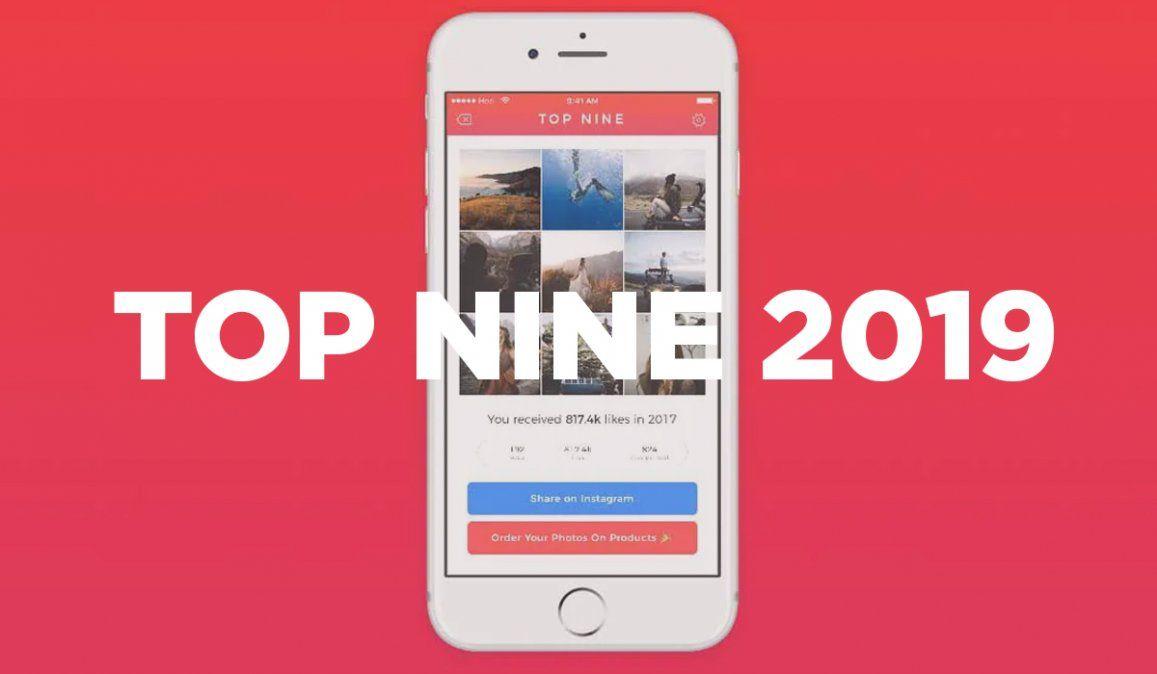 Cómo crear el top 9 con tus mejores fotos de Instagram