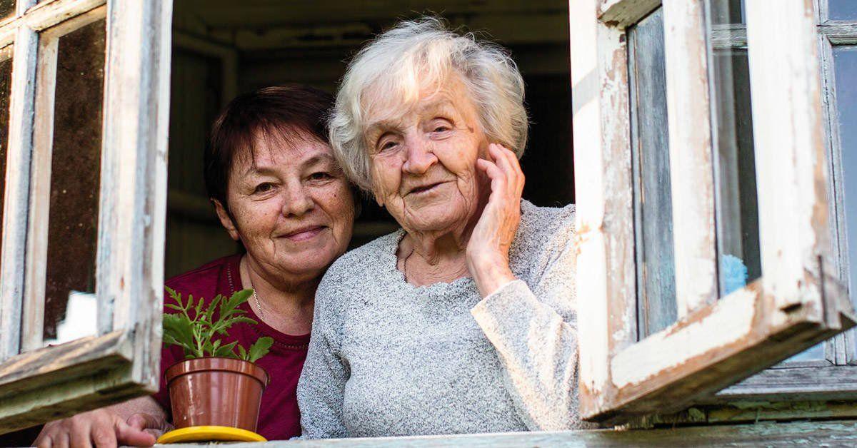 Cumplió 107 años y afirma que el secreto de su longevidad no es ni la alimentación ni el ejercicio