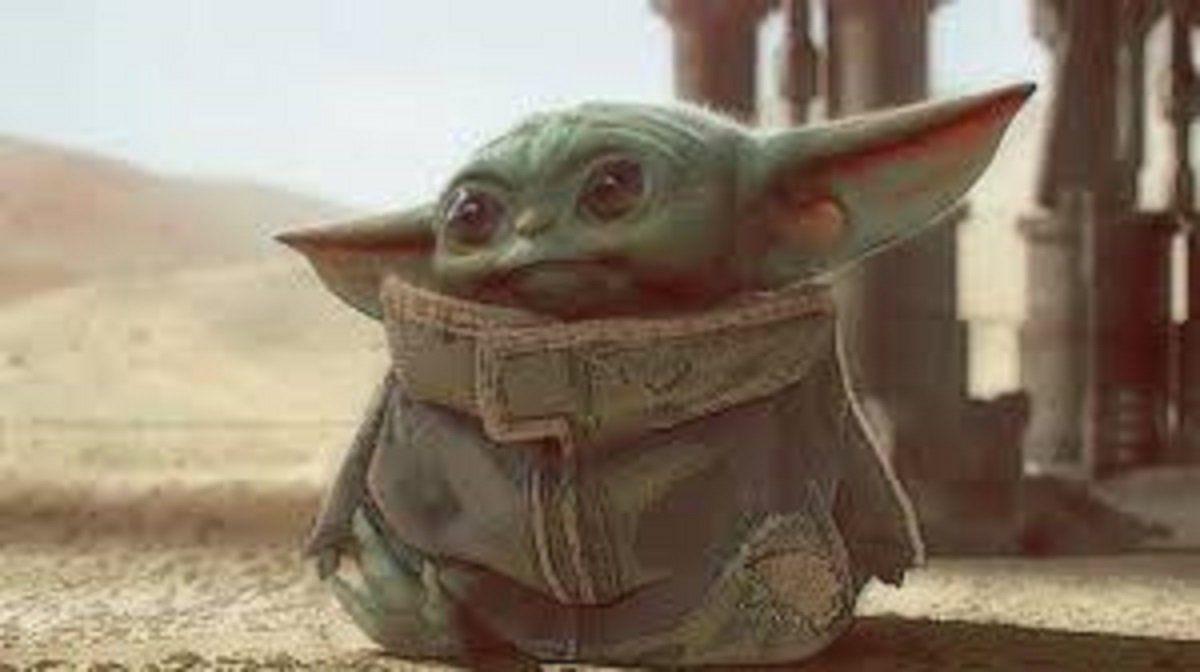 Encuentro emotivo: Baby Yoda conoció al creador de Star Wars, George Lucas