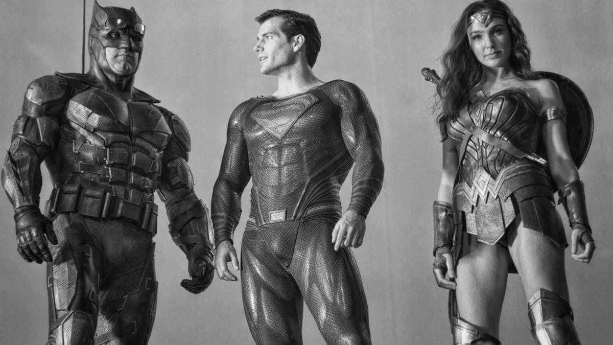 Zack Snyder confirma la existencia del Snyder Cut de Liga de la Justicia
