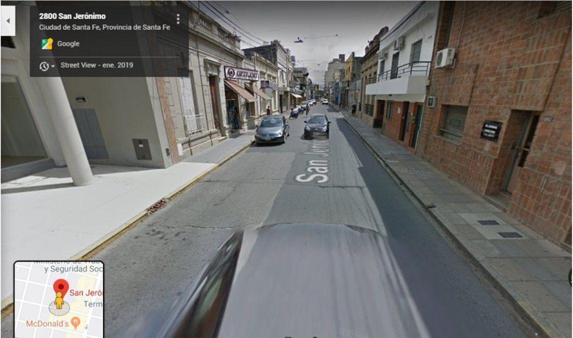 San Jerónimo 2800