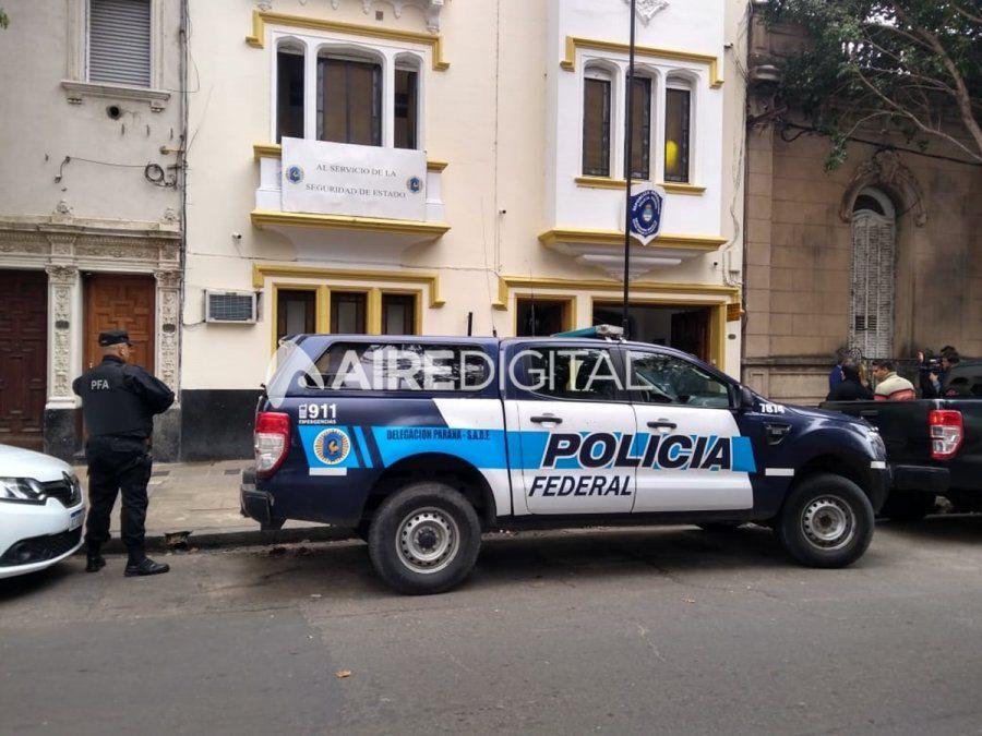El 9 de mayo del año pasado los hoy imputados fueron detenidos.