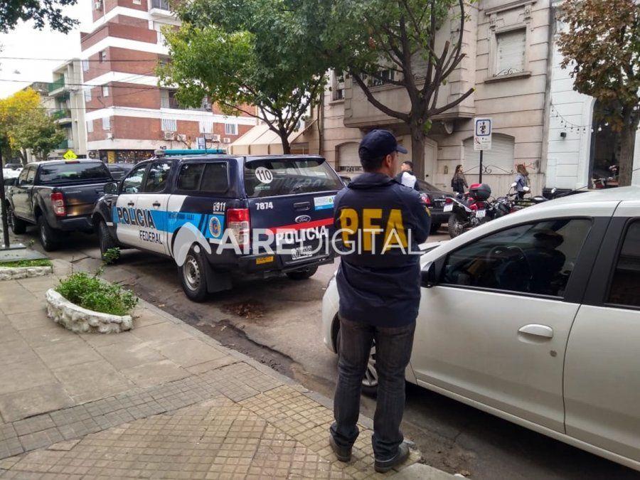 El jefe de la PFA Santa Fe Marcelo Lepwalts y cinco subalternos fueron detenidos el 9 de mayo