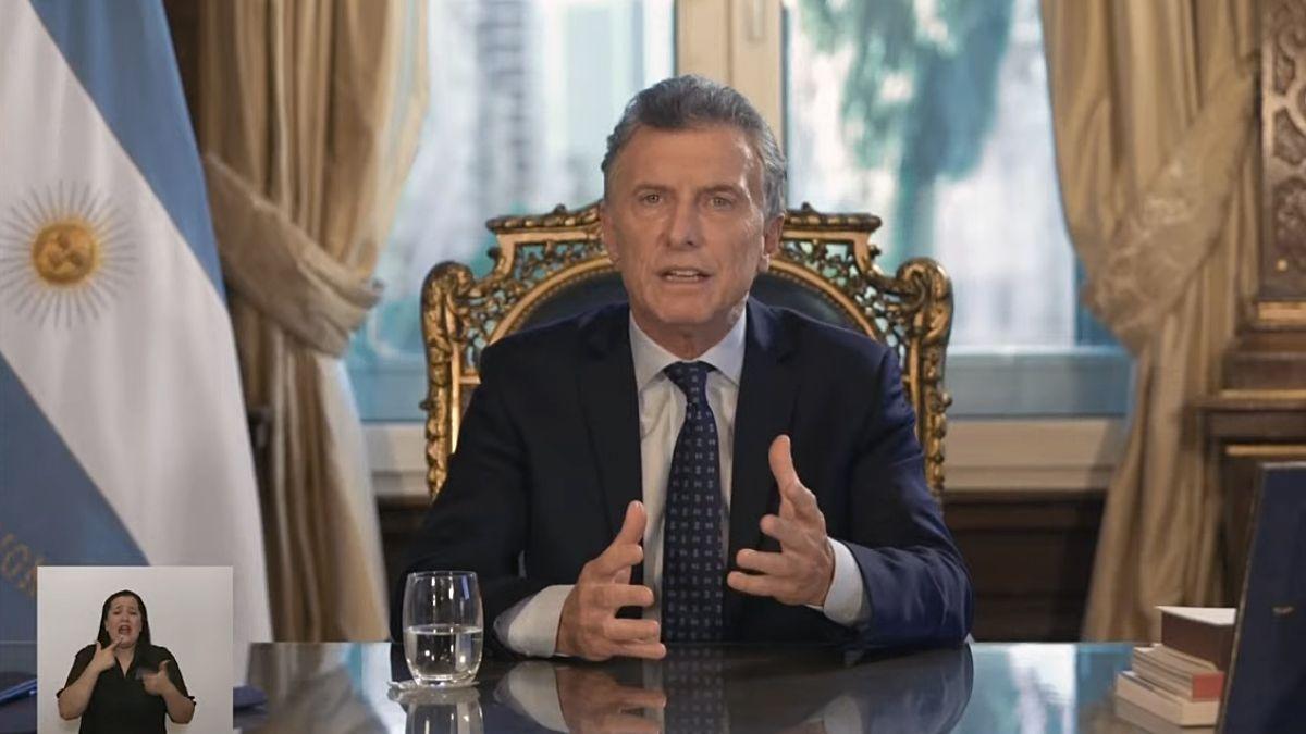 Las frases más sobresalientes del discurso del presidente Mauricio Macri
