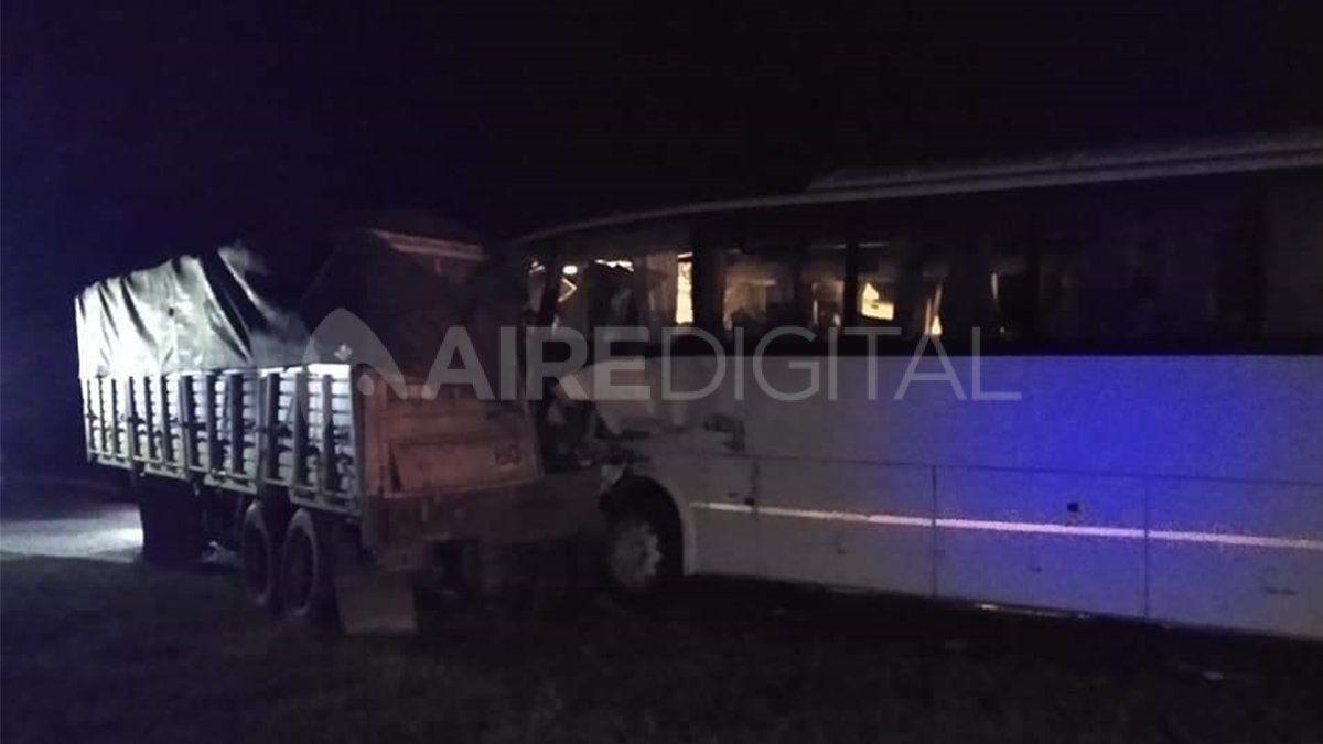 Accidente fatal en la autopista Santa Fe Rosario