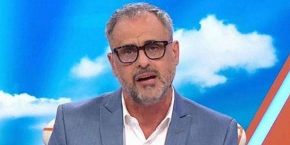 Jorge Rial irrumpió en Intrusos con un importante anuncio