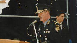 Víctor Sarnaglia es el nuevo jefe de la Policía de Santa Fe