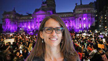 La abogada Elizabeth Gómez Alcorta estará a la cabeza del Ministerio.