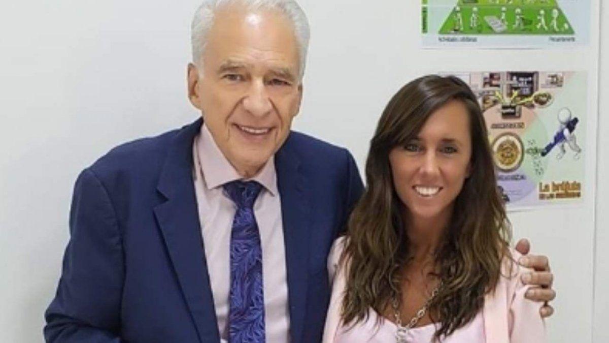 Alberto Cormillot habló del sexo con su esposa y las ganas de ser papá