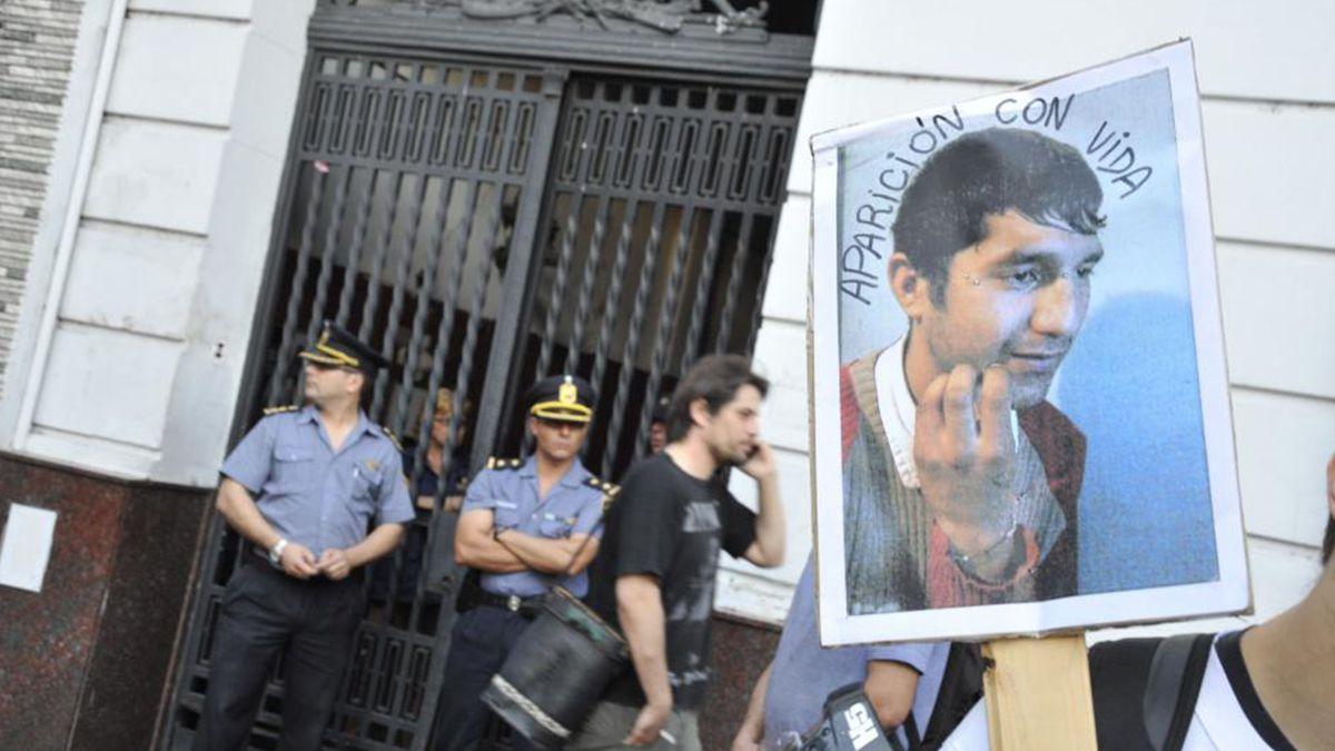 Confirmaron el procesamiento de 19 policías por la desaparición y muerte de Franco Casco