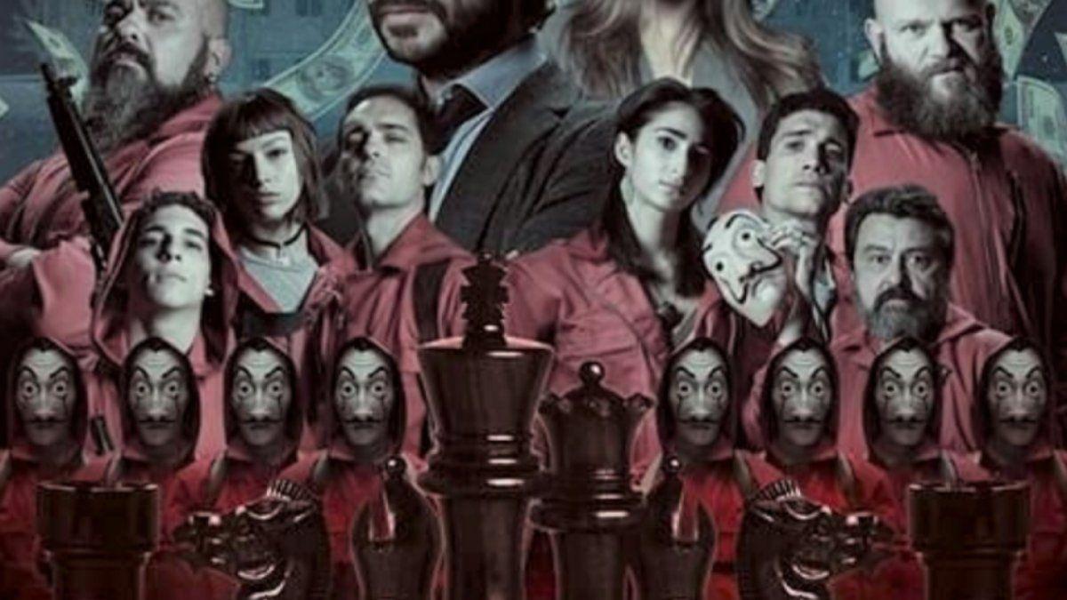La Casa de Papel: Netflix compartió un nuevo trailer de la cuarta temporada