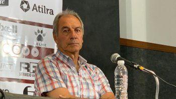 Ferraro: Estamos cerca del nuevo entrenador de Colón