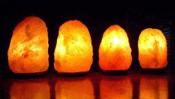 lamparas de sal: 11 razones cientificas para colocarlas en toda tu casa