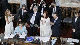 Asumió Fernández: así fue el detrás de bambalinas de una ceremonia histórica