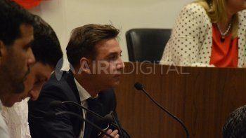 Pignata denunció ante la Justicia haber sufrido
