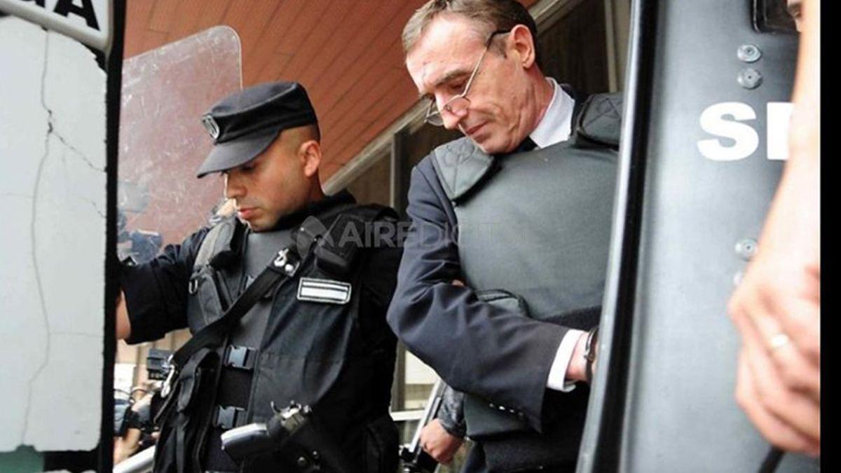 Otorgaron la libertad condicional al exjefe policial, Hugo Tognoli
