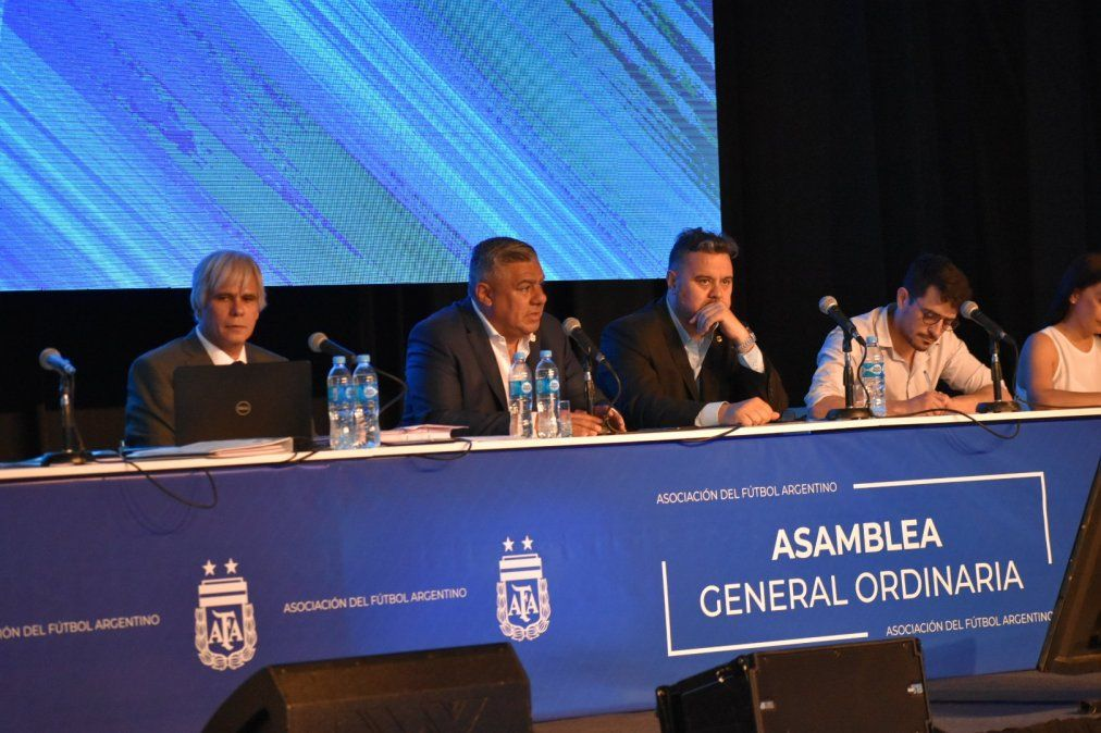 AFA realizó la Asamblea Ordinaria y admitieron como miembros a otras tres asociaciones
