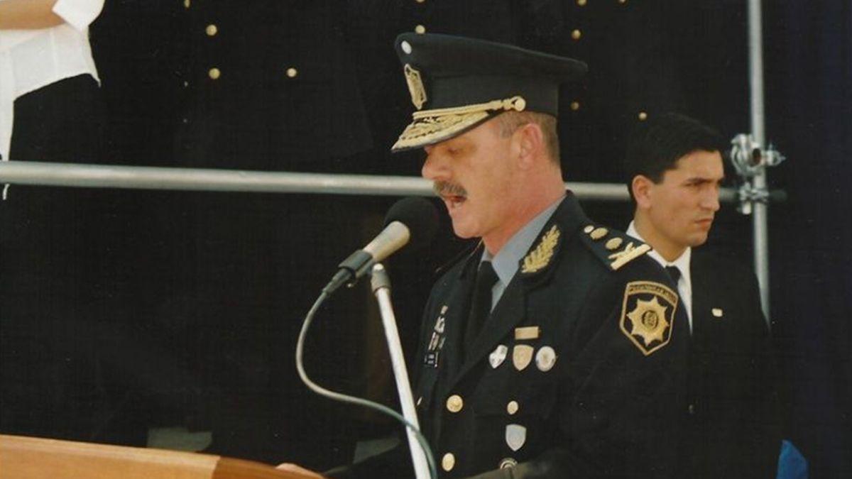 El jefe policial estará cargo del área más sensible