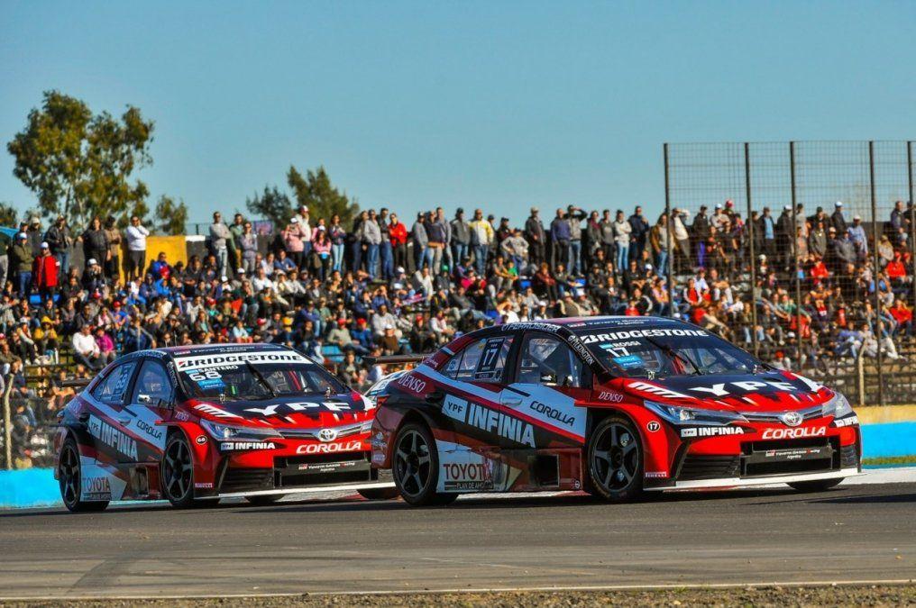El Súper TC 2000 cierra su temporada en Neuquén