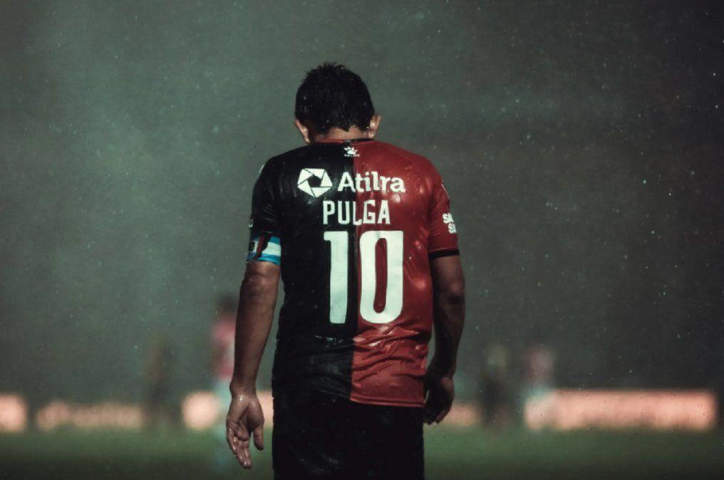 En baja: el Pulga Rodríguez igualó su peor sequía goleadora desde que llegó a Colón