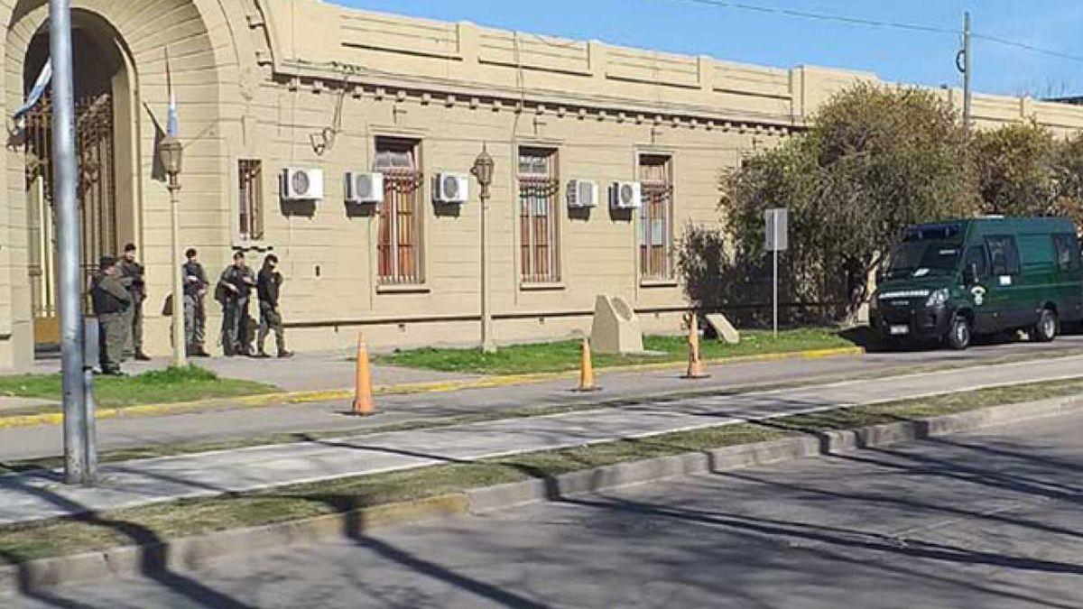 Fuerte gesto político: intervienen la Unidad Regional XVII con sede en San Lorenzo