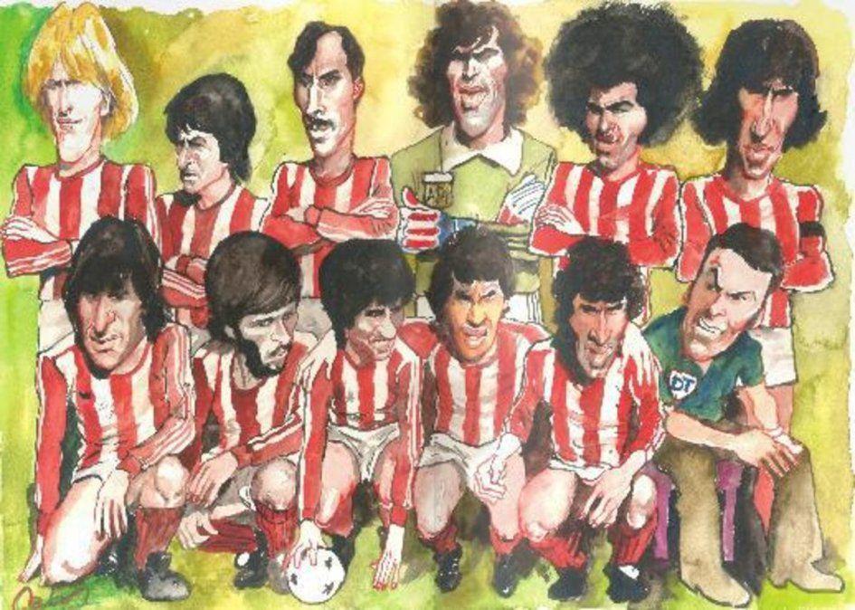 La hora más gloriosa de Unión: a 40 años de la final del Torneo Nacional con River Plate