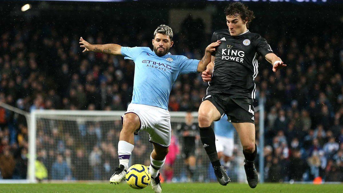 Agüero volvió a jugar en el triunfo de Manchester City | Premier League