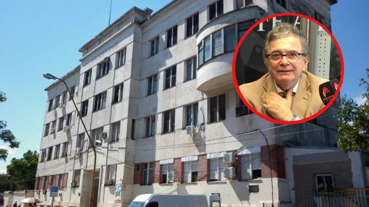 Ponen a punto las instalaciones del viejo hospital Iturraspe y Ángel Pierini estará al frente del operativo