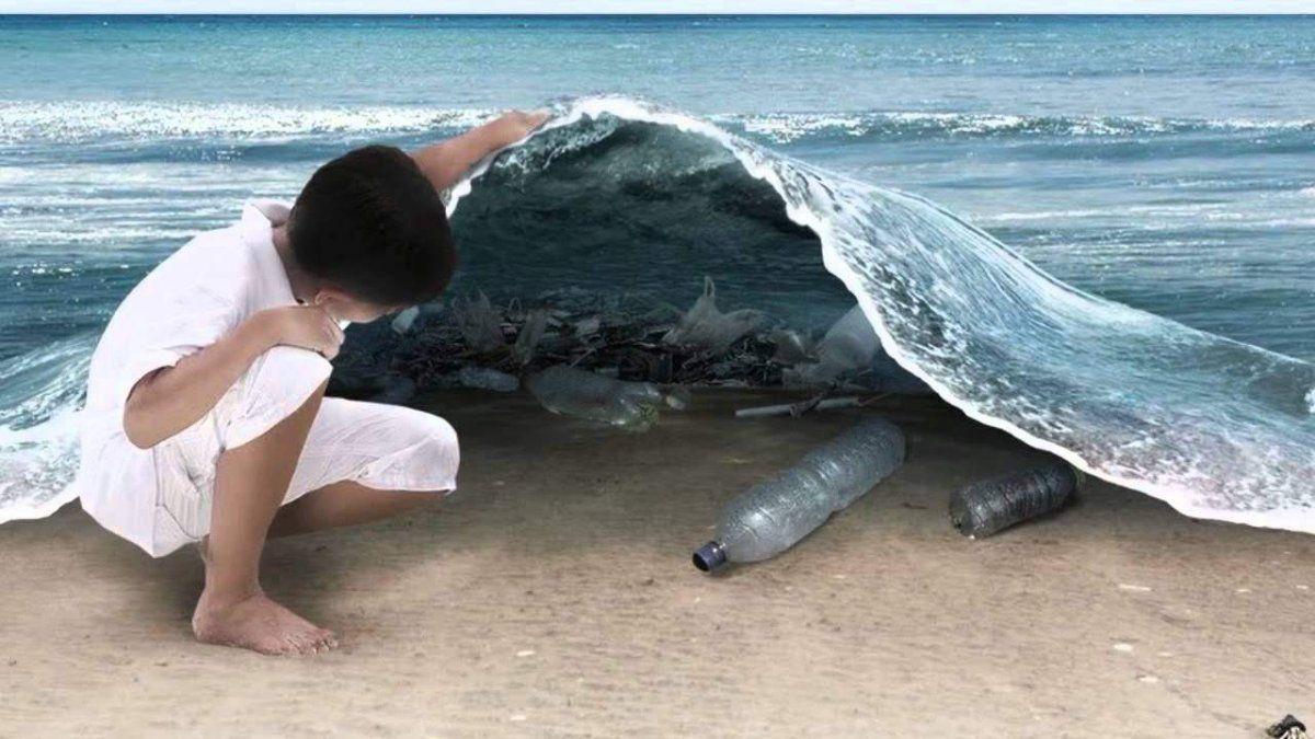 Tres charlas TED con ideas innovadoras sobre el problema del plástico