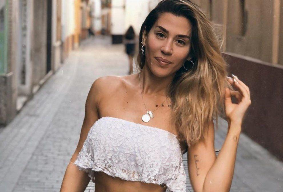Jimena Barón sufrió un accidente en plena cuarentena