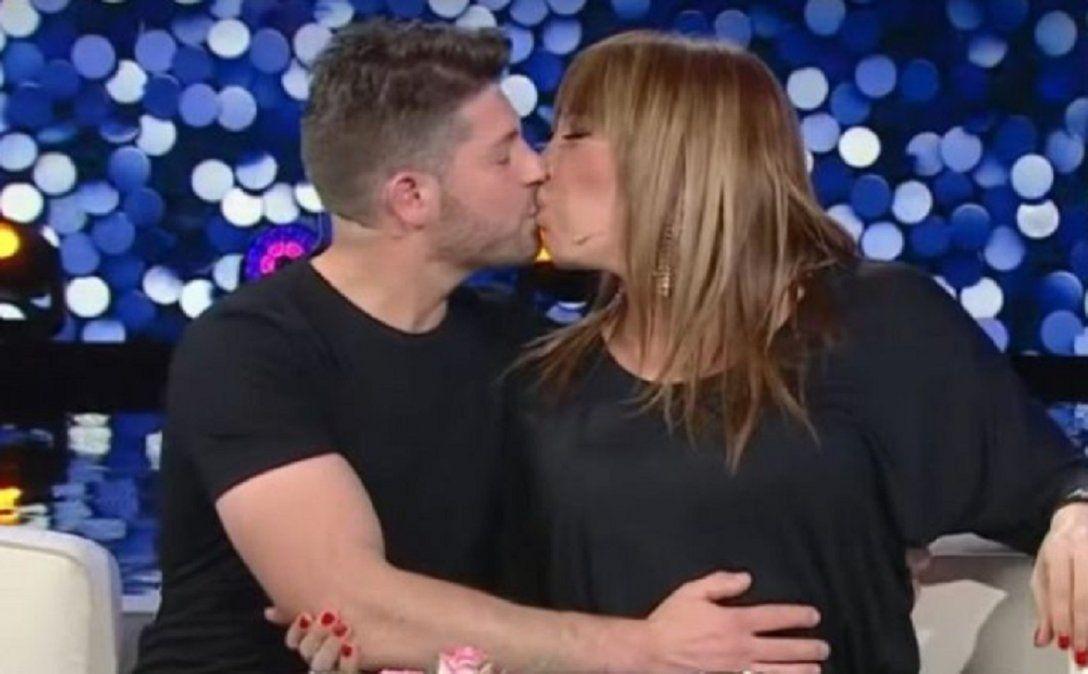 El mensaje de amor de Lizy Tagliani a su novio, separados por la cuarentena