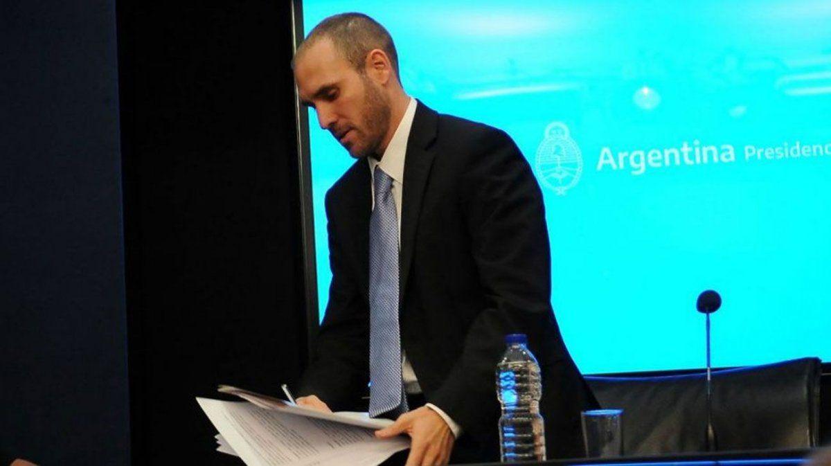 Tras la visita del FMI, Guzmán dijo que el Gobierno seguirá dialogando con el organismo