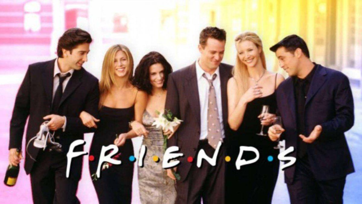 La sorpresiva reaparición de un miembro del elenco de Friends