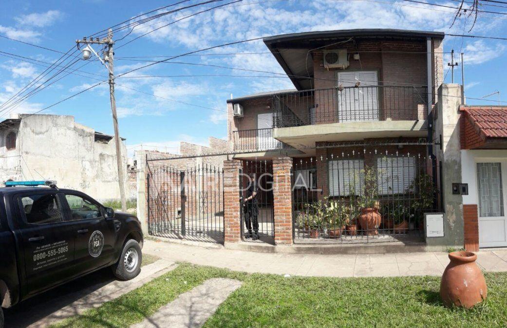 Rafael Grau fue detenido el 12 de septiembre de 2017, durante un allanamiento a su vivienda particular.