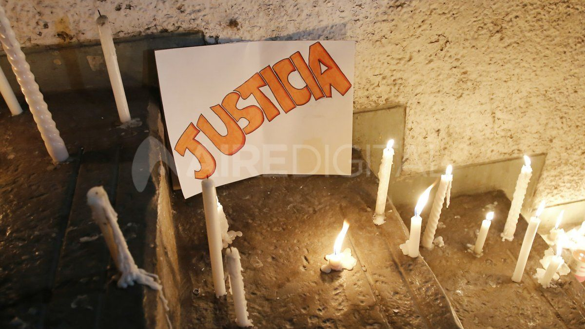 Miles de vecinos de Rafaela se movilizaron contra la inseguridad y pidieron justicia por la muerte de Gonzalo Glaria.