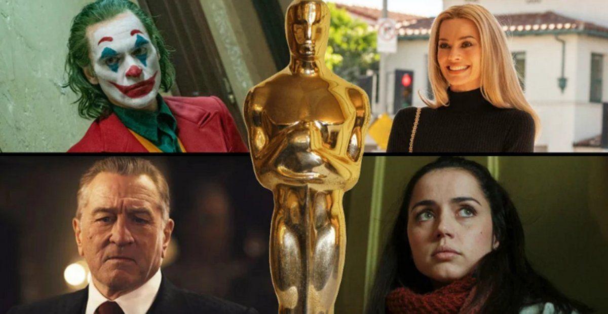 Tres argentinos, nominados a los Premios Oscar 2020