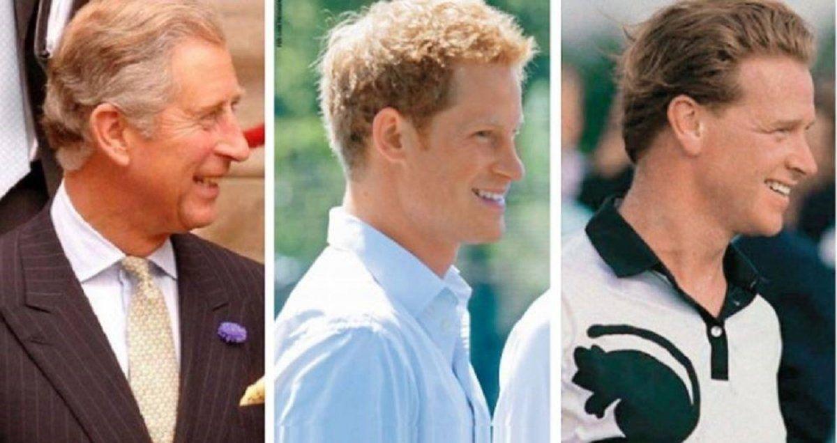 ¿El príncipe Harry es hijo del amante de Lady Di?