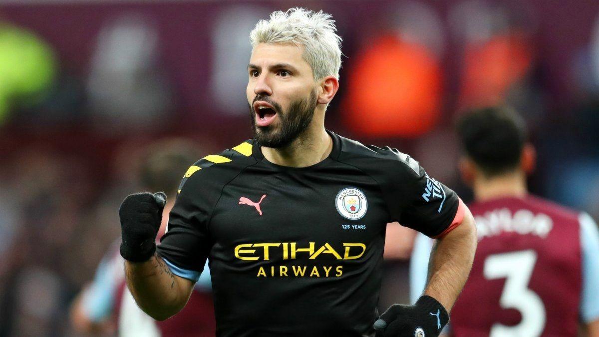 Manchester City premiará al Kun Agüero para jugar en Independiente