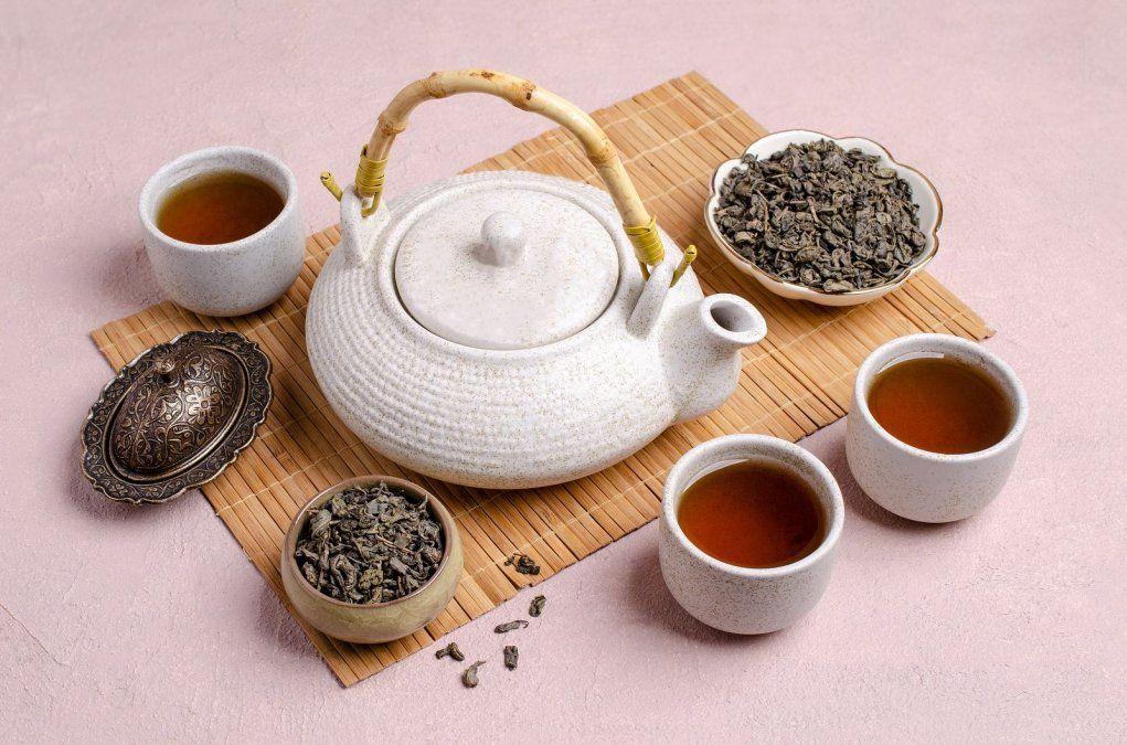 Tipos de té: propiedades y beneficios de cada uno