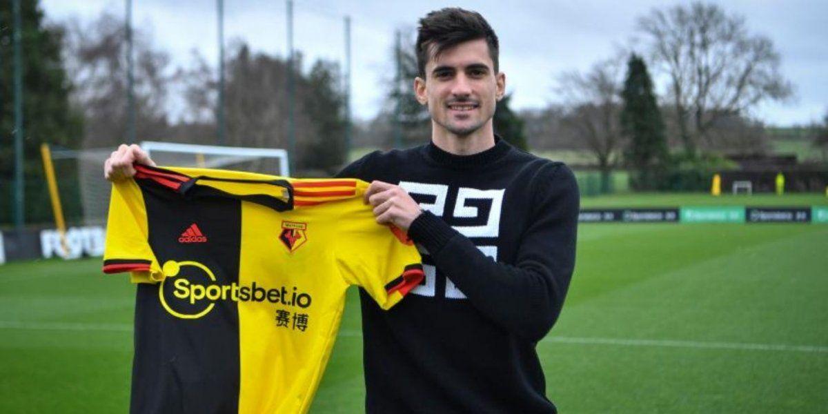 Nacho Pussetto pega el salto a la Premier League: nuevo jugador del Watford
