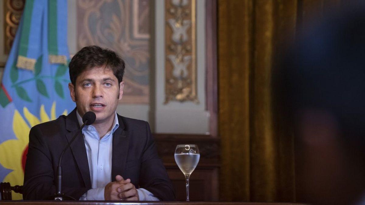 Kicillof advirtió que el nivel de deuda de la Provincia de Buenos Aires es insostenible