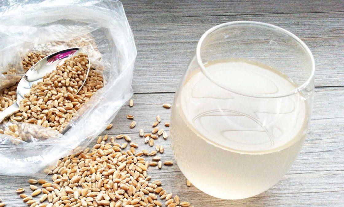 Rejuvelac: una bebida fermentada que puedes hacer en casa