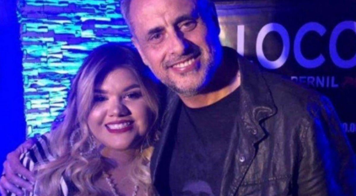 Morena Rial sorprendió con una revelación sobre su padre