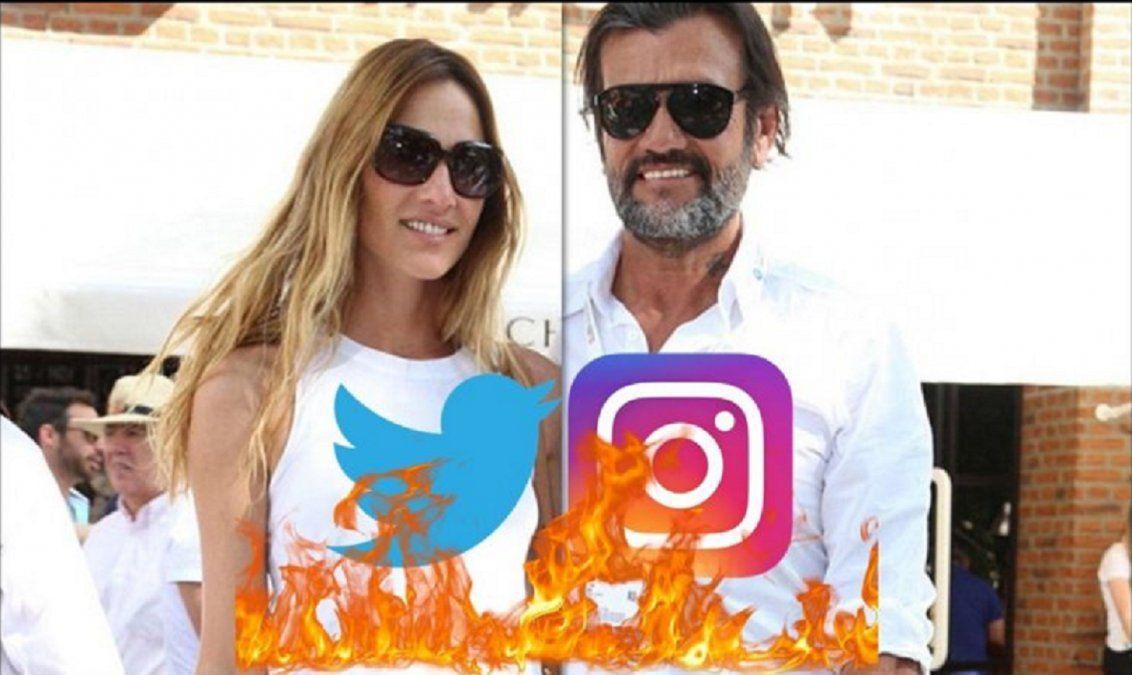 Fuerte repudio y escrache en las redes a Álvarez Castillo y Lara Bernasconi