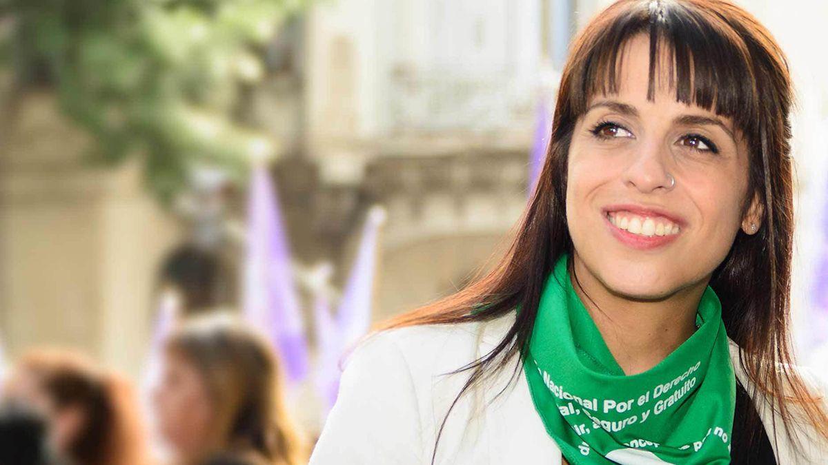 Victoria Donda se solidarizó con Florencia de la V y repudió las declaraciones de Walter Queijeiro
