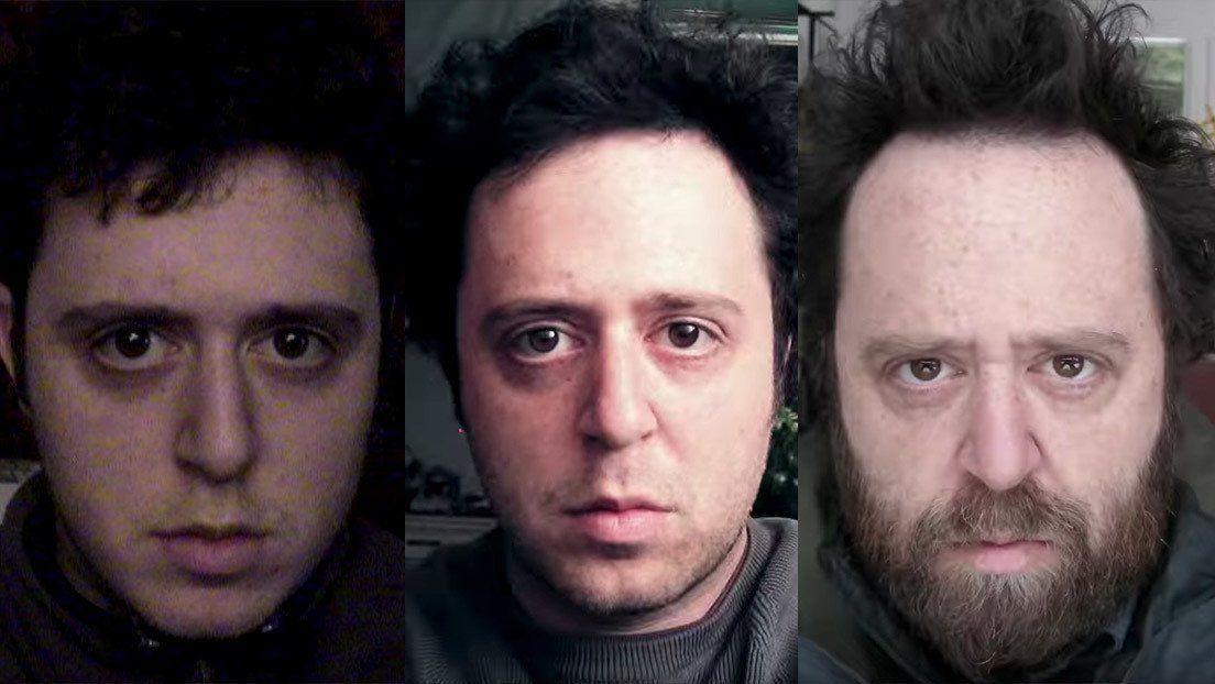 El autor de uno de los primeros éxitos virales de Internet regresa para mostrar su rostro 20 años después